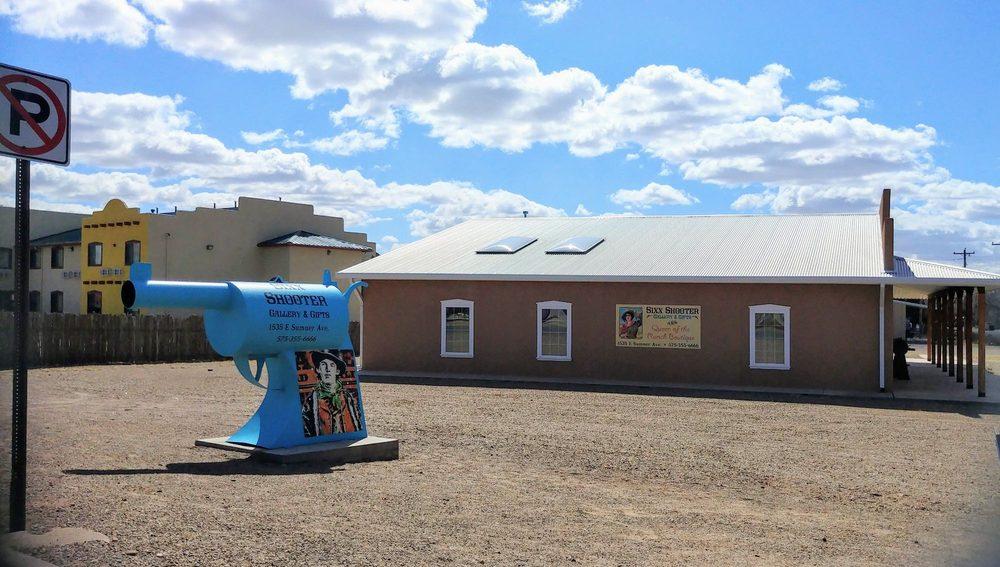 Billy The Kid Museum: 1435 E Sumner Ave, Fort Sumner, NM