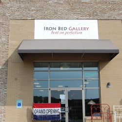 Iron Bed Gallery Closed Furniture Stores 2124 Cecil