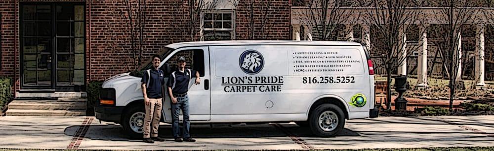 Lion's Pride Carpet Care & Restoration: 710 W South St, Harrisonville, MO