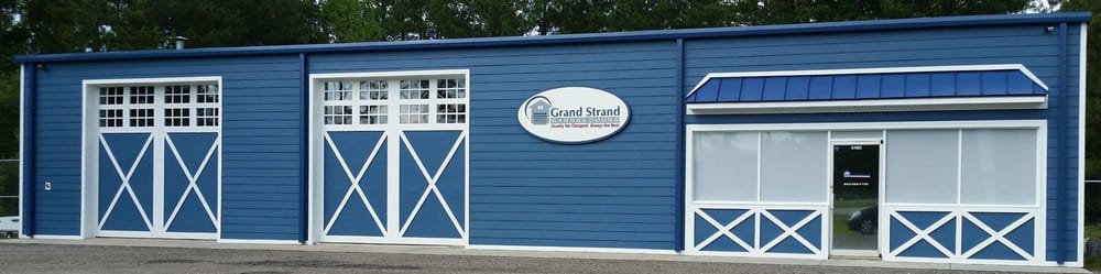 Grand Strand Garage Door: 5480 W Hwy 501, Conway, SC