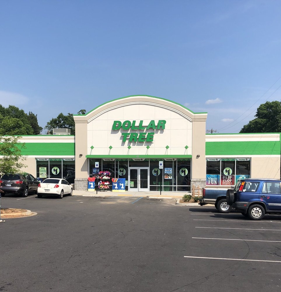 Dollar Tree: 90 Allen St, Greenville, SC