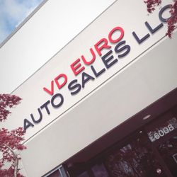 Vd Euro Auto Sales Car Dealers 6008 Ne 112th Ave Parkrose