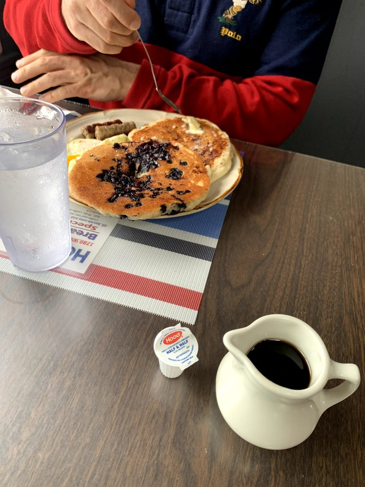 Homestyle Cafe: 1780 Westover Rd, Chicopee, MA
