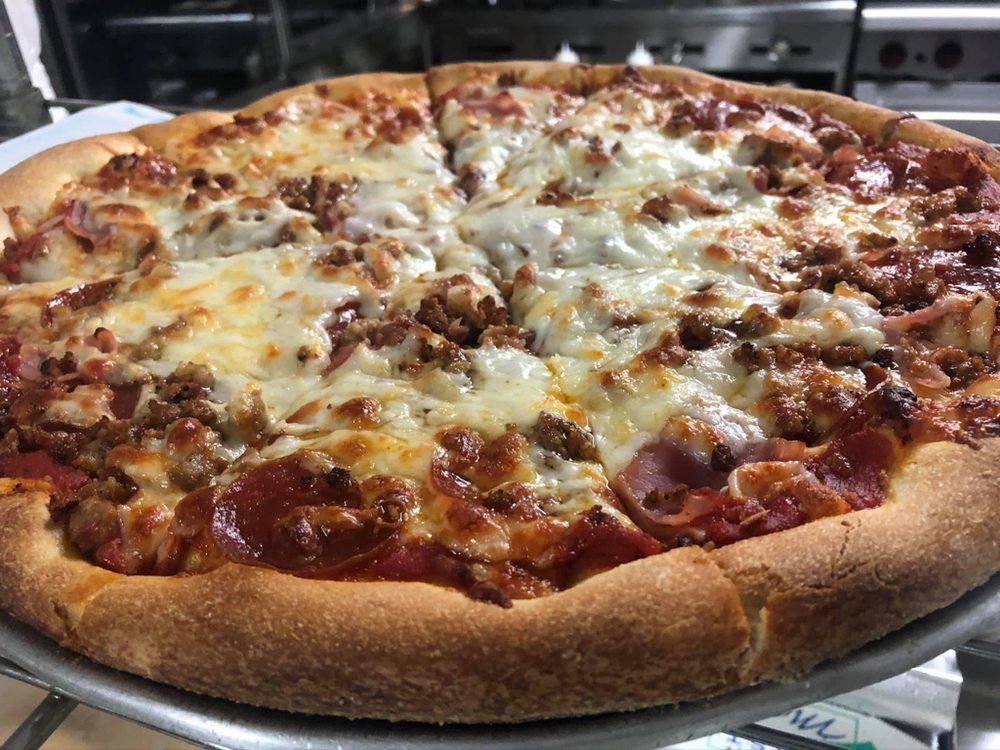Brother's Italian Restaurant: 7801 Pocahontas Trl, Providence Forge, VA