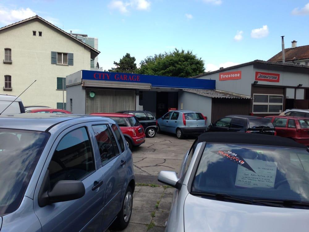 City garage auto reparaturen baslerstrasse 10 for Garage auto city cadaujac