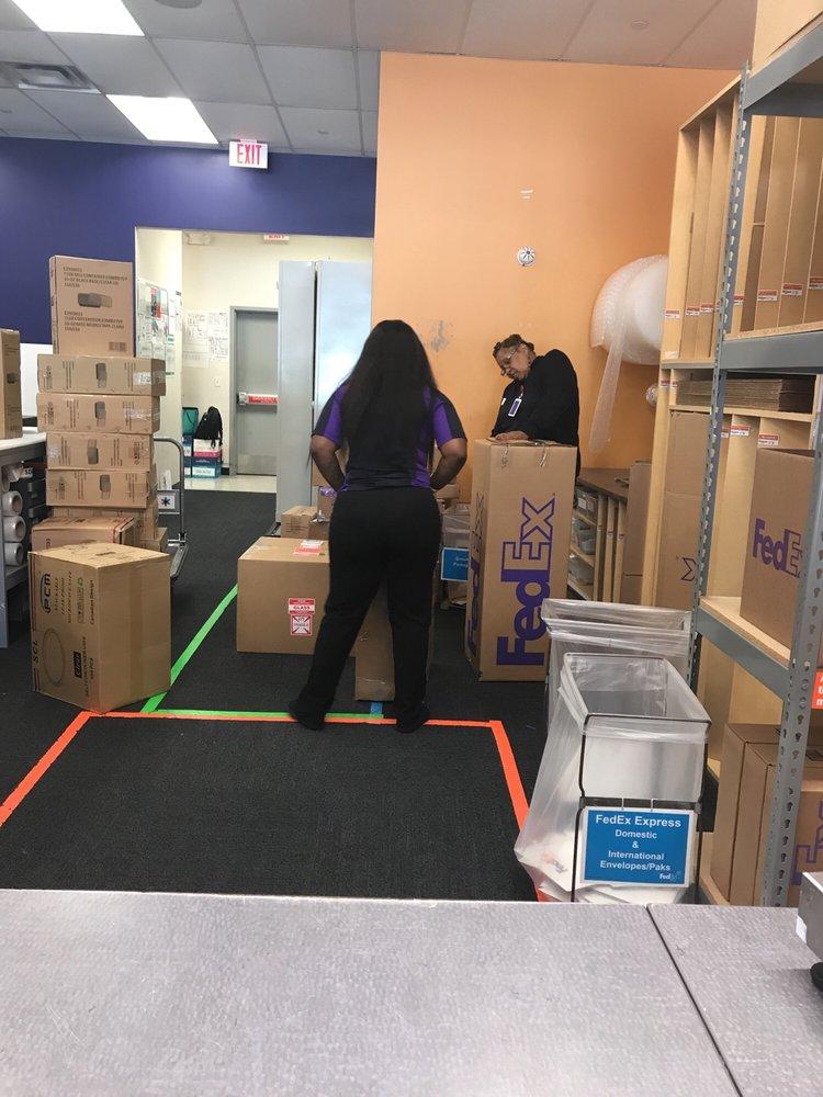 FedEx Office Print & Ship Center: 1703 Post Oak Blvd, Houston, TX