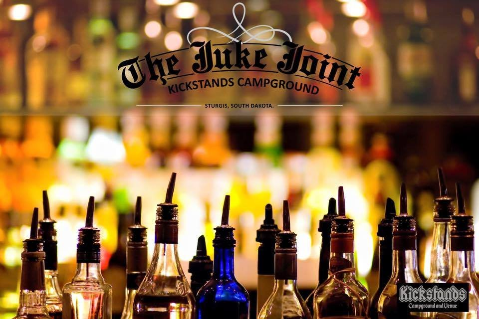 The Juke Joint at Kickstands: 13014 Pleasant Valley Rd, Sturgis, SD