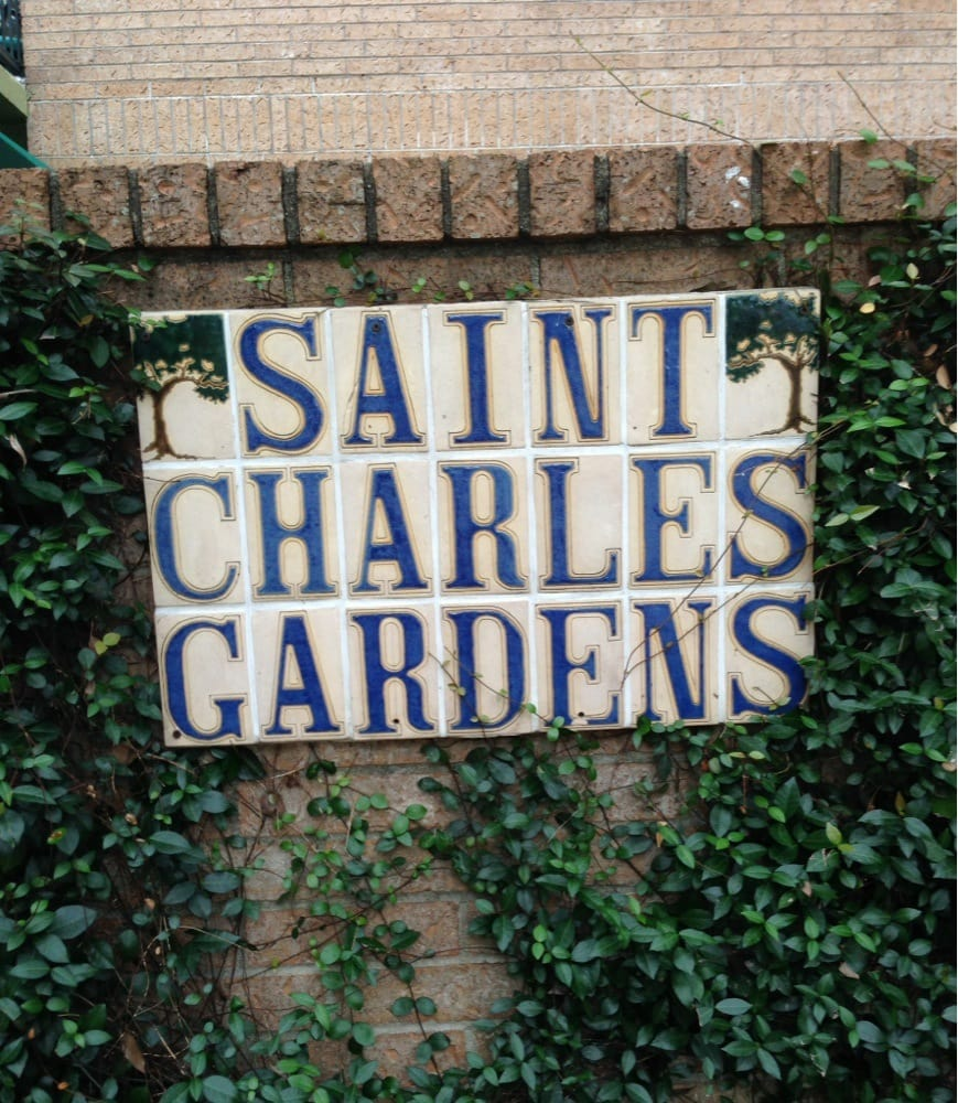St Charles Gardens
