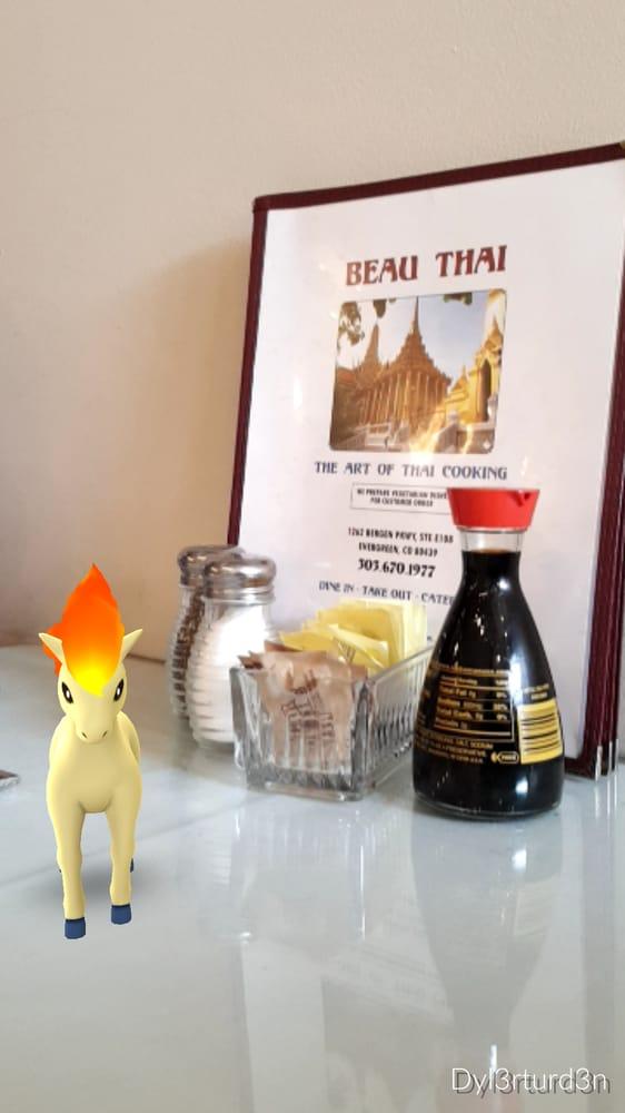 Beau Thai Restaurant Evergreen Co