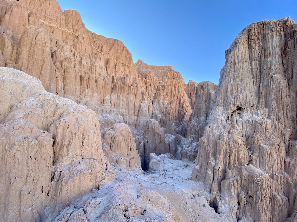 Cathedral Gorge State Park: 111 Cathedral Gorge Rd, Panaca, NV