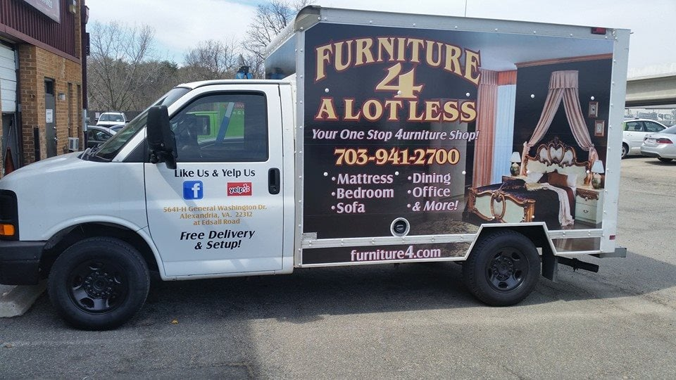 Furniture 4 A Lot Less Furniture Stores Alexandria Va