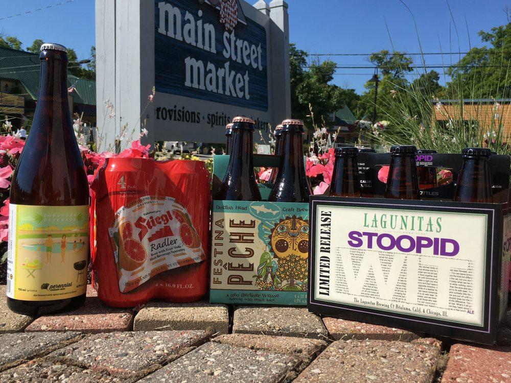 Main Street Market: 7770 State Hwy 42, Egg Harbor, WI