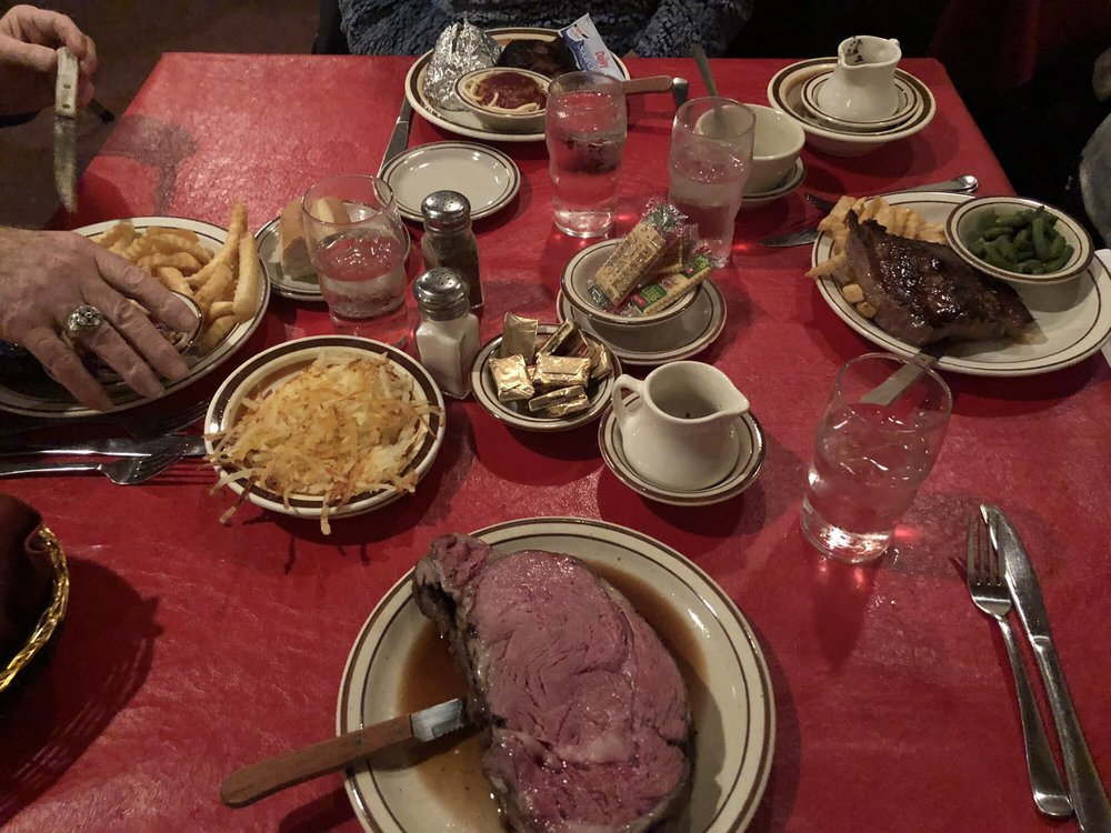 Farmer Brown's Steak House: 2620 River Road Dr, Waterloo, NE