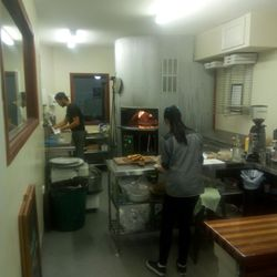 Photo Of Maleny Tricorp Hotel Queensland Australia Wood Fired Pizza Oven In