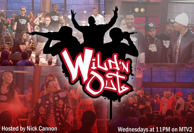 Wild N' Out Tv Show