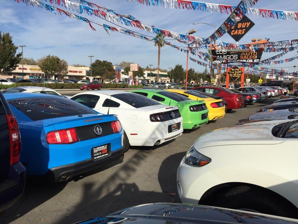 Los Amigos Auto Sales >> Mustang Sale Yelp