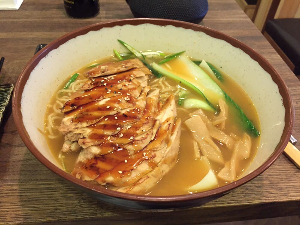 Chicken ramen - Yelp