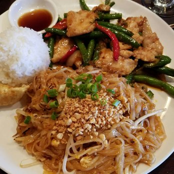 Thai Food In Lower Queen Anne