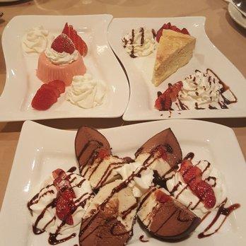 Photo Of Magna Restaurant Flushing Ny United States Italian Cheesecake Panna
