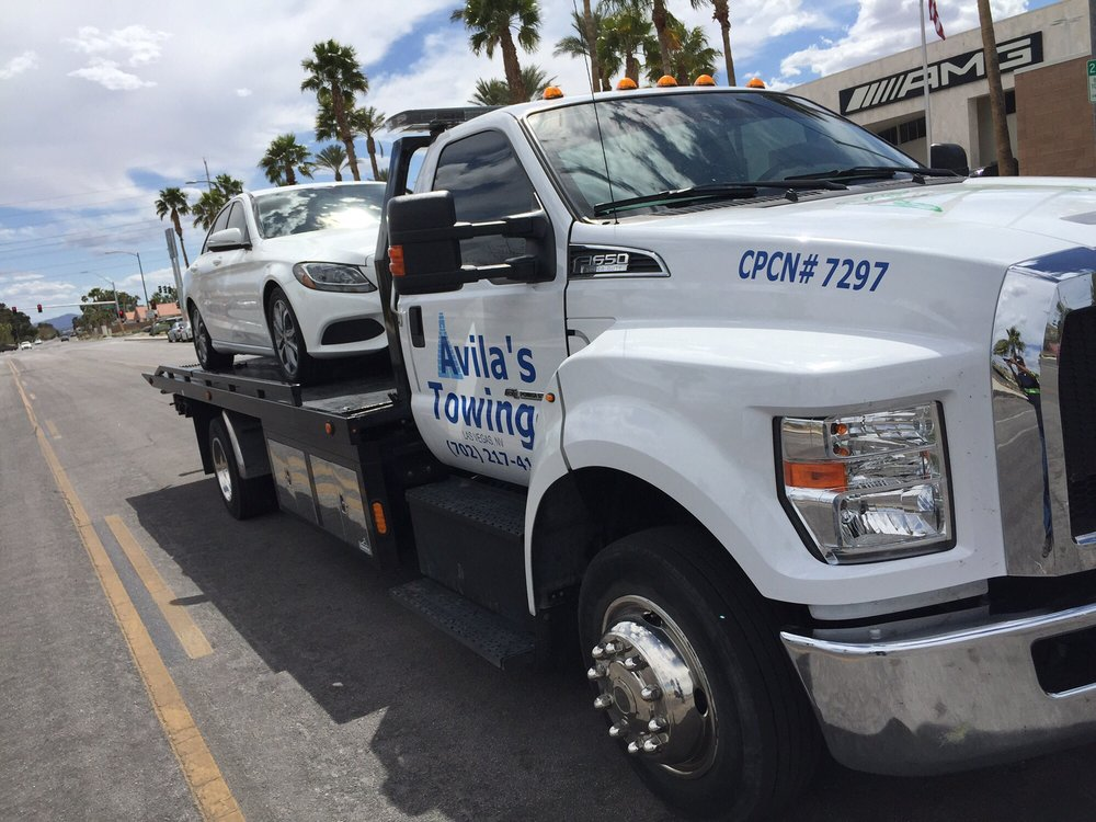 Avila's Towing: Las Vegas, NV