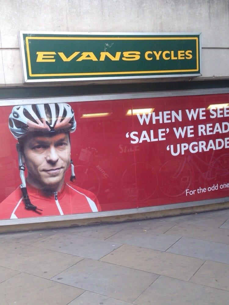 Evans cycles bicicletas 6 tooley street london bridge - Cyberdog london reino unido ...