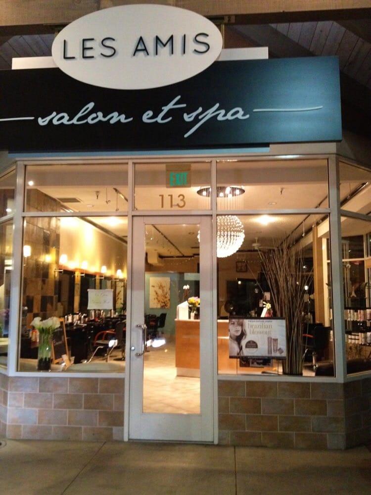 Les Amis - Salon et Spa: 113 De Anza Blvd, San Mateo, CA
