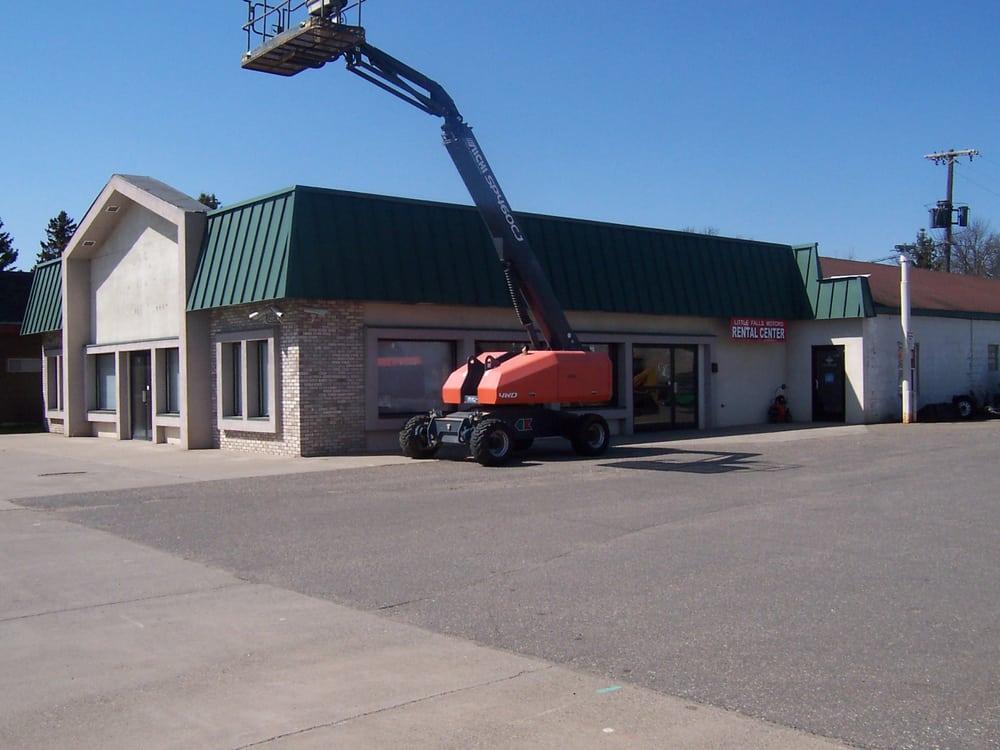 Little Falls Motors Rental Center: 118 W Broadway, Little Falls, MN