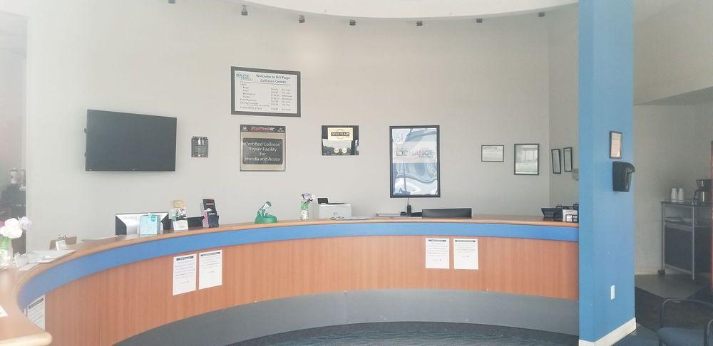Bill Page Honda Collision Center