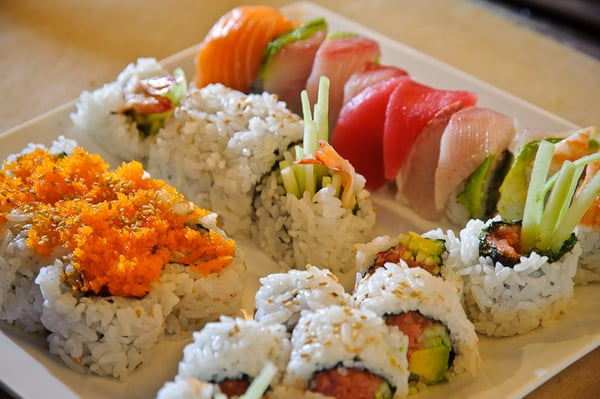 find related places - Sushi Garden Tucson