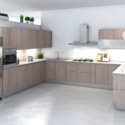 Merveilleux I Am So Grateful Photo Of Adornus Cabinetry   Doral, FL, United States.  Aalst By Alusso Cucina