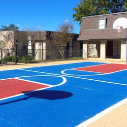 Photo Of Somerset Apartments   San Antonio, TX, United States. Basketball  Court At