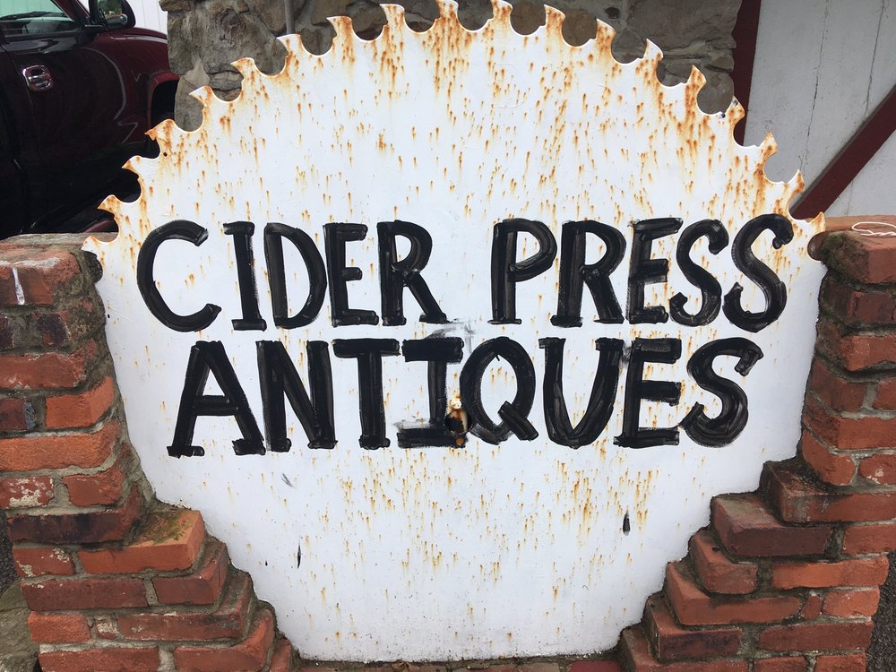 Sally's Cider Press: 497 Perry Hwy, Harmony, PA