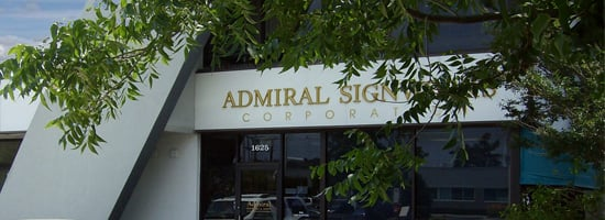 Admiral Signworks