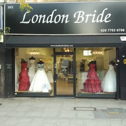2c40860f765 London Bride UK - Brautmode   Hochzeitsdeko - 203 Walworth Road ...