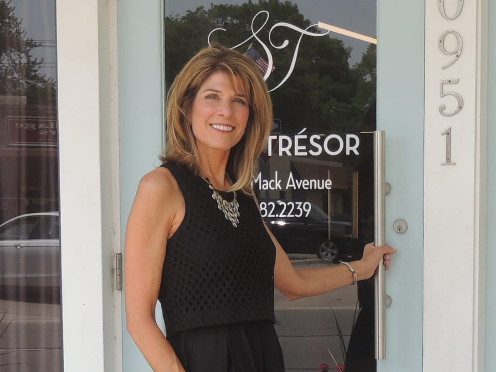Salon Tresor: 20951 Mack Ave, Grosse Pointe Woods, MI