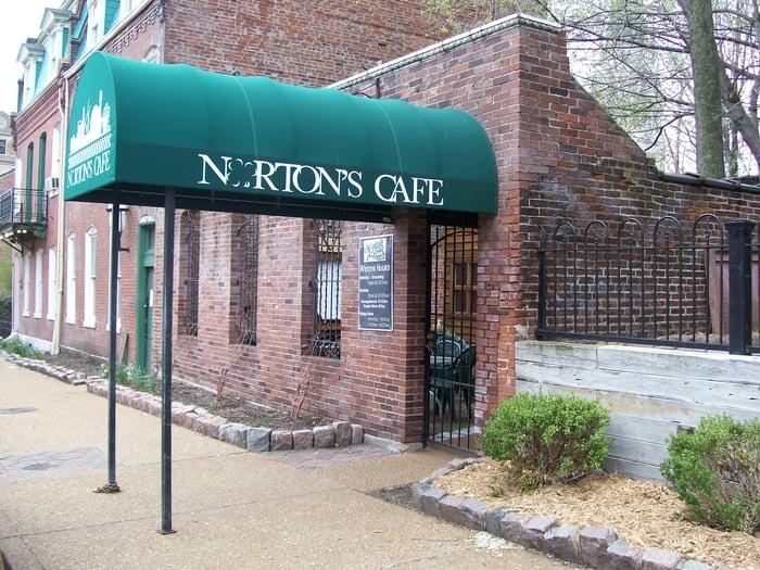 Norton S Cajun Cafe