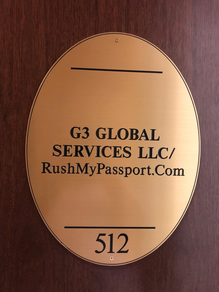 Rush My Passport: 3355 Lenox Rd, Atlanta, GA