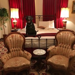 Photo Of Mizpah Hotel Tonopah Nv United States The Room Was Ont