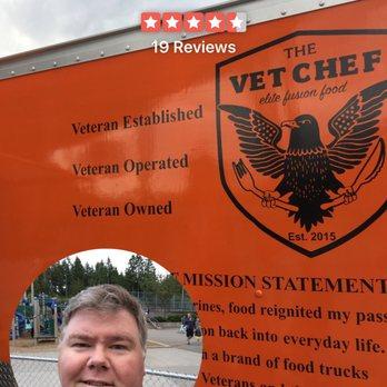 Vet Food Truck Everett