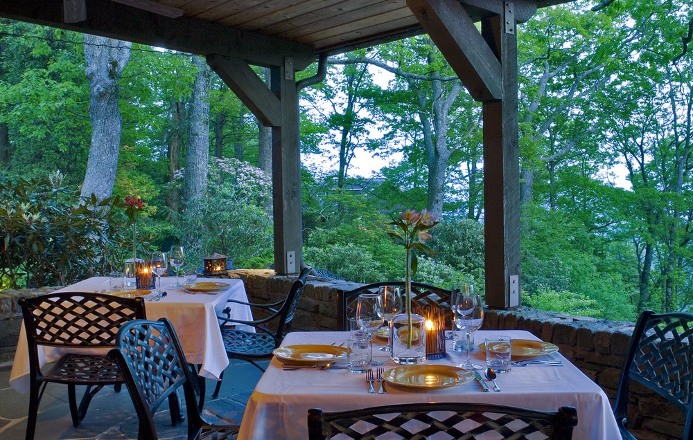 The Restaurant at Gideon Ridge: 202 Gideon Ridge Rd, Blowing Rock, NC