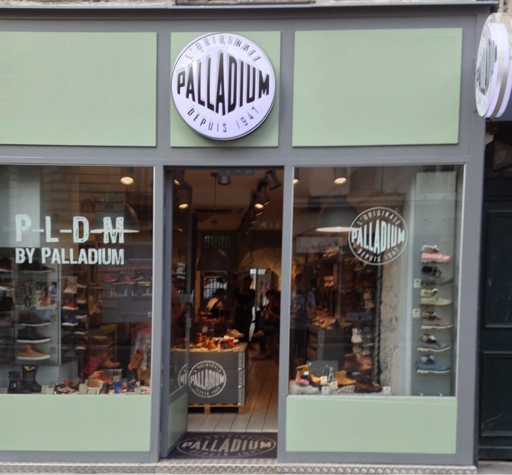 palladium magasins de chaussures 137 rue du faubourg. Black Bedroom Furniture Sets. Home Design Ideas