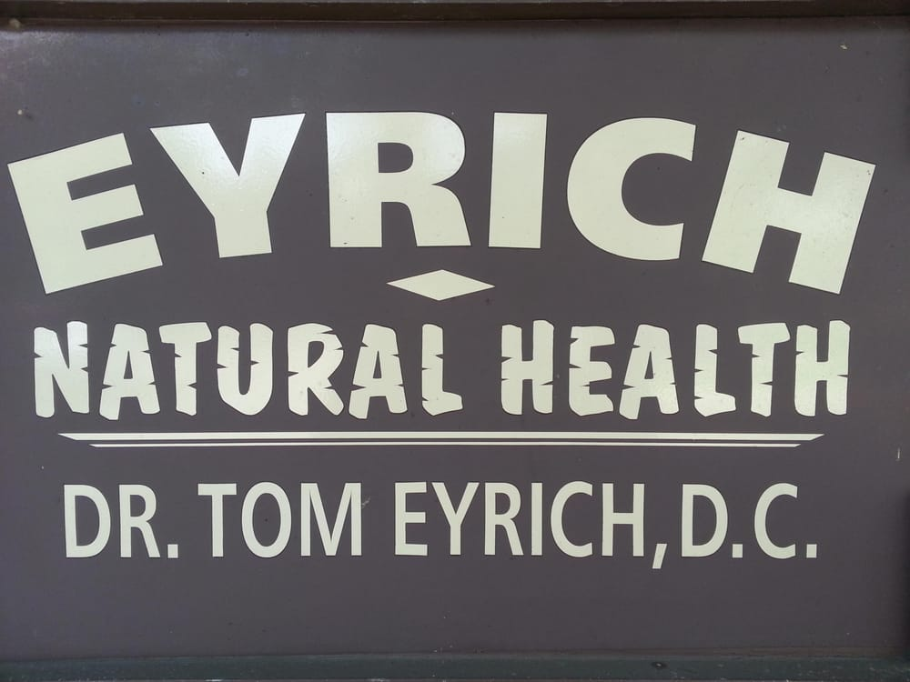 Eyrich Natural Health And Healing