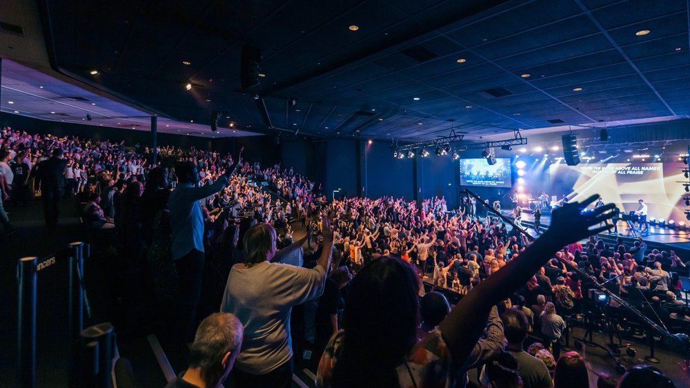 Influencers Church: 1555 Old Peachtree Rd NW, Duluth, GA