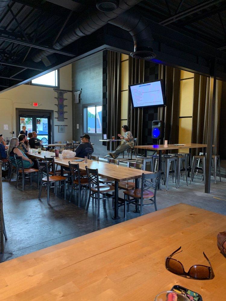 Triskelion Brewing Company: 340 7th Ave E, Hendersonville, NC