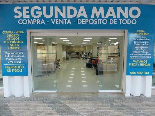 Compra de muebles de segunda mano en valencia affordable for Milanuncios muebles de segunda mano en valencia