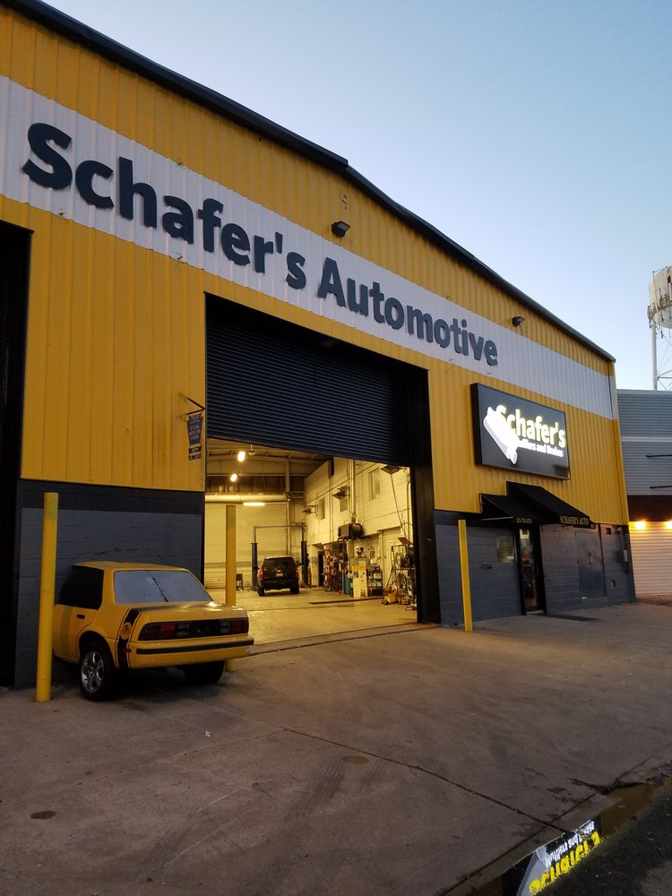 Schafer's Auto Center