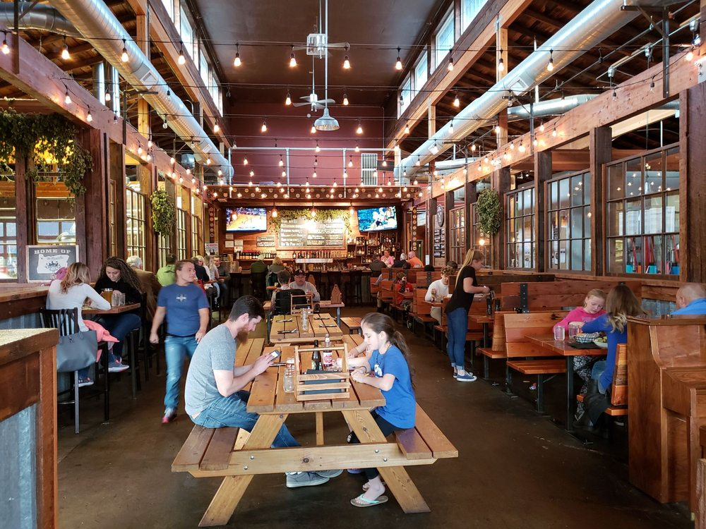 Social Spots from Grain Station Brew Works