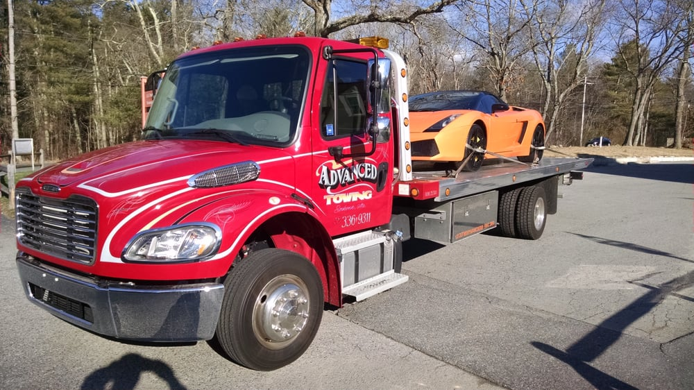 Towing business in Rehoboth, MA