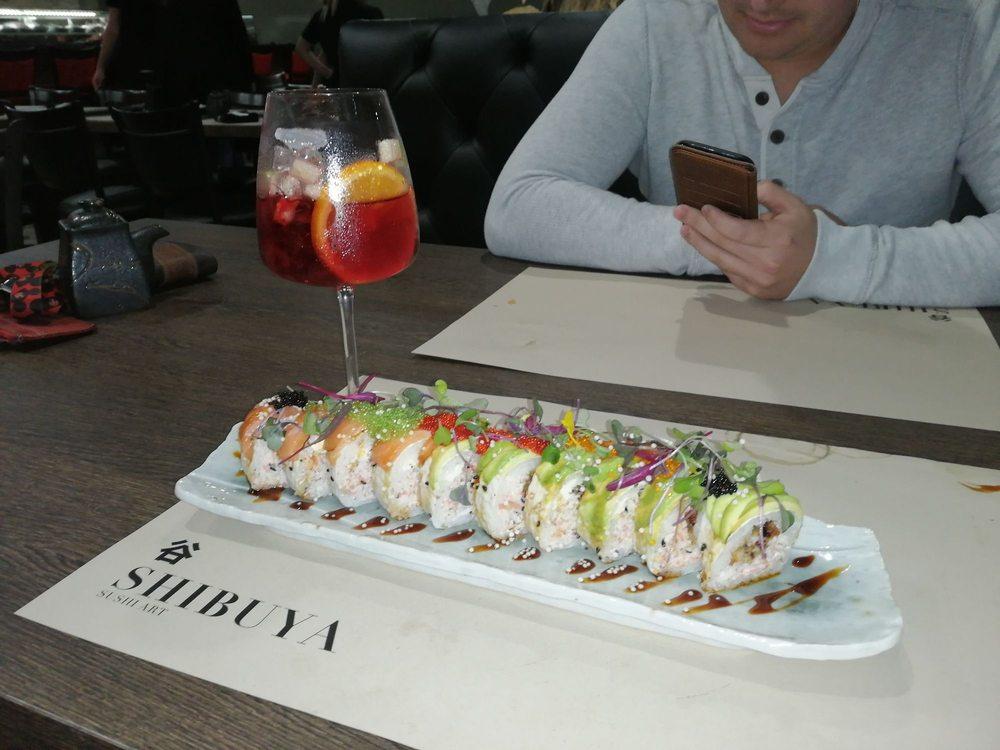 Shibuya Sushi Art
