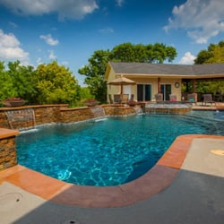 Attractive Photo Of Richardu0027s Total Backyard Solutions   Houston, TX, United States.  Pool/
